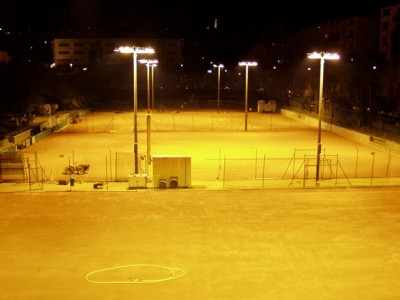 Budapest, Park Teniszklub